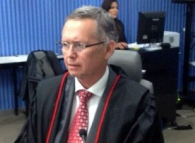 Polícia Federal cumpre mandado contra ex-juiz substituto do TRE-BA, Wanderley Gomes