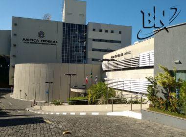 Justiça Federal na Bahia retoma atividades presenciais na segunda-feira