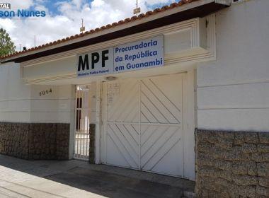 MPF vai acompanhar vacinação contra Covid-19 em Guanambi e mais 25 municípios