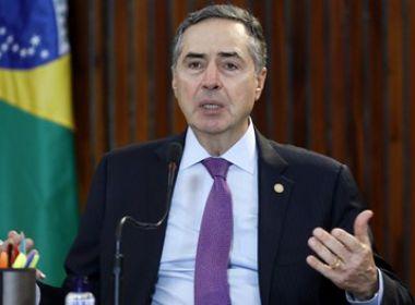 Barroso afirma que voto impresso poderá gerar judicialização das eleições no Brasil