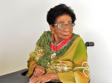Mary Aguiar, primeira juíza negra do país, morre aos 95 anos