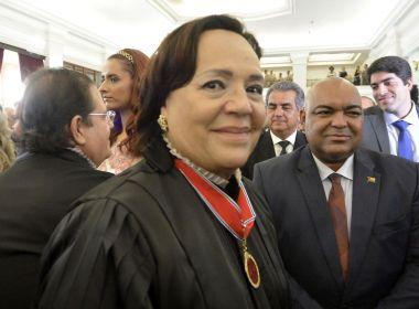 Ministro do STJ mantém prisão da desembargadora Ilona Reis, do TJ-BA