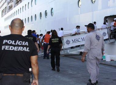 MPF-BA denuncia gestores do navio de cruzeiro MSC Magnifica por trabalho escravo