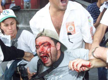 STF decide que Estado é responsável por jornalista atingindo no olho em cobertura