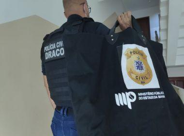 Operação 'Corações de Ferro': Duas pessoas são presas em Salvador e Ilhéus