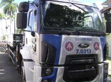 TJ-BA condena Estado a indenizar casal por acidente provocado por caminhão da PM