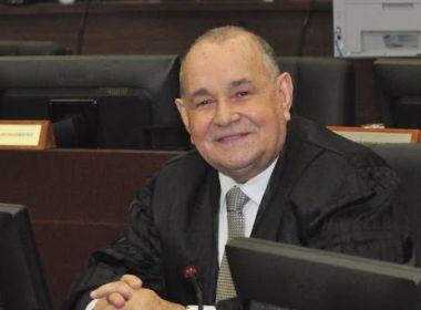 Réu na Faroeste, desembargador Gesivaldo Britto é aposentado do TJ-BA