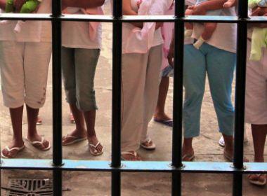 Encarceramento feminino no Brasil é um dos maiores do mundo, aponta estudo