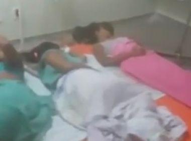 Ilhéus: MP vai apurar caso de maternidade que deixou mulheres no chão após parto