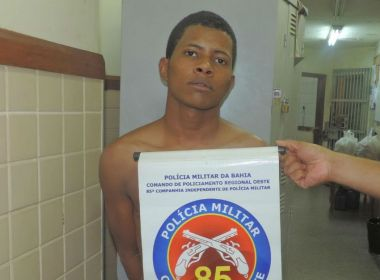 Barreiras: Preso acusado de cinco homicídios é solto por engano de cadeia