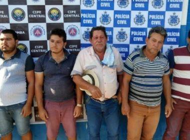Itagibá: Três ciganos são presos com mais de R$ 18 mil, além de carros e armas