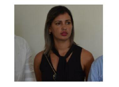 Morpará: Vice-prefeita é presa por desacato e PM diz que mulher tinha sinais de embriaguez