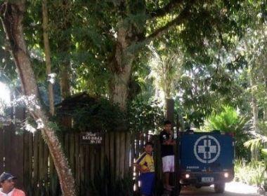 Porto Seguro: Caseiro mata a esposa a facadas depois comete suicídio