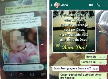 Barreiras: Polícia investiga suposta adoção ilegal de bebê