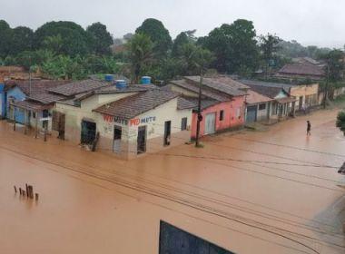 Chuvas atingem abrigo de idosos em Itabela e causam transtornos em Porto Seguro
