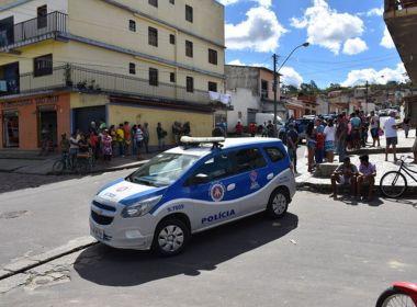 Conquista: Adolescente de 16 anos baleado na frente da escola se encontra em estado grave