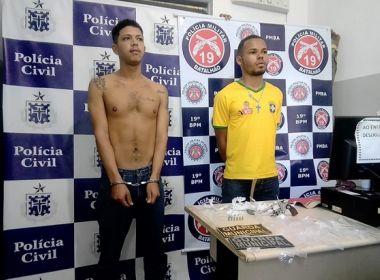 Jaguaquara: Acusados de matar guarda municipal são presos e confessam crime