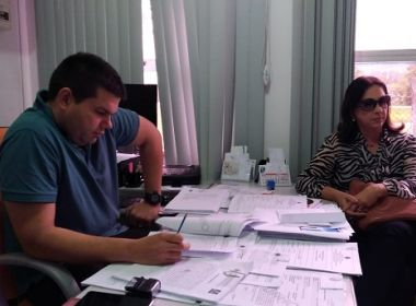 Ipiaú: Prefeita presta queixa contra vice após acusação de compra exagerada de cimento