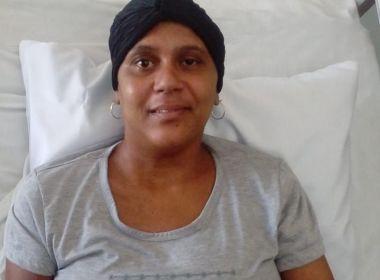 Mutuípe: Mulher atingida com tiro na cabeça recebe alta; Ex-marido continua foragido