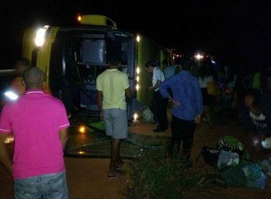 Sudoeste: Idosa morre após passageiro 'surtar' em viagem de ônibus; 3 ficaram feridos