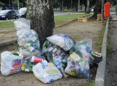 Quase 80% dos municípios na Bahia não têm plano de descarte de resíduos
