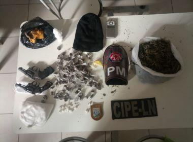 Mutuípe: Dupla morre após ação policial contra tráfico de drogas