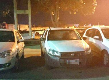 Feira: Polícia prende acusados de comprar carros com cheques sem fundo