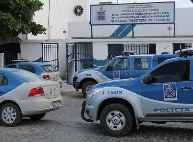 Serrinha: Polícia prende jovem que estuprou irmã de 11 anos