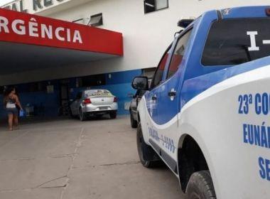 Jovem de 16 anos é atingida por disparos no centro de Itapebi