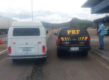Milagres: Vereador é preso acusado de transportar eleitores de forma ilegal em kombi