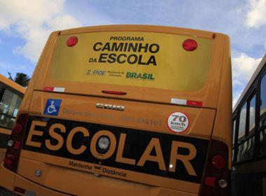 Lagoa Real: Estudantes ficam sem aula por falta de combustível em ônibus escolar