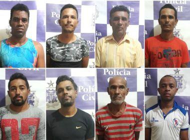 Juazeiro: Operação prende 8 acusados de agressões contra mulheres
