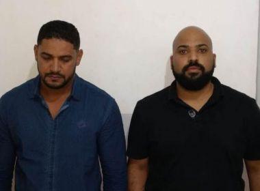 Planalto: Polícia prende acusados de estelionato; dupla tentava sacar R$45 mil em banco