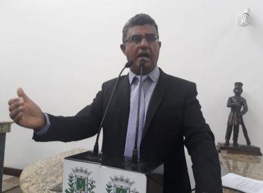 Feira: Vereador pede 'cabeça' de líder do governo na Câmara
