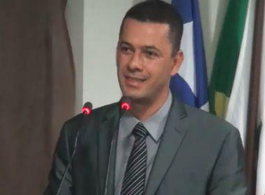 Campo Formoso: Vereador acusado de homicídio é eleito para presidência da Câmara