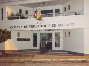 Presidente da Câmara de Vereadores de Valente é preso com drogas
