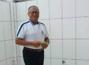 Radialista Categó morre aos 71 anos em Feira de Santana