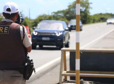 PM contabiliza 34 acidentes nas rodovias baianas durante Operação Réveillon