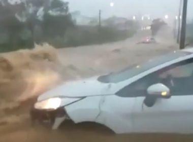 Conquista: Prefeitura decreta situação de emergência após chuva causar alagamentos