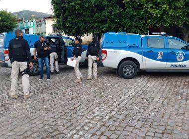 Ação contra tráfico de drogas termina com 17 presos em quatro municípios do norte da BA