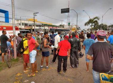 Feira: Empresário é morto a tiros quando caminhava em avenida