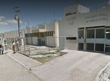 Paulo Afonso: Decisão obriga transferência de detentos de presídio