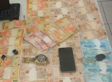 Porto Seguro: Dupla é presa acusada de roubar R$ 80 mil de casa de shows