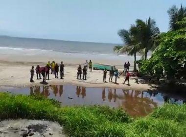 Ilhéus: Populares encontram corpo de mulher em praia