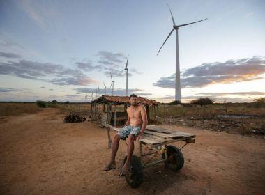 Parque eólico está abandonado em Casa Nova; mais de 25% da zona rural não tem energia
