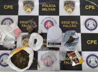 Jovens baianos são presos com ecstasy e 'supermaconha' em Minas Gerais