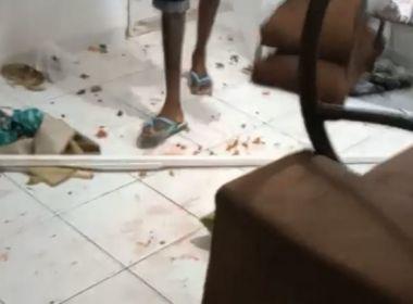 Feira: Mulher sofre tentativa de feminicídio após discussão com companheiro