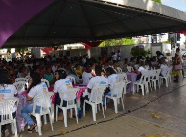Alagoinhas: Feira de Saúde da Mulher visa reduzir demanda reprimida de consultas