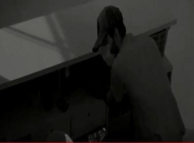 Porto Seguro: Assaltante usa máscara para se proteger do coronvírus em assalto; veja
