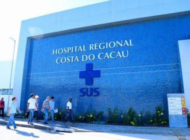 Hospital confirma primeira morte por coronavírus em Ilhéus; paciente era médico